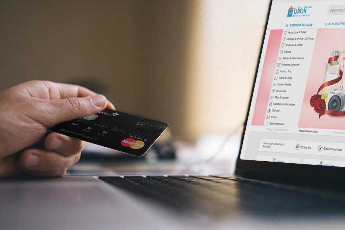 Tips Memilih Credit Card Untuk Belanja Online